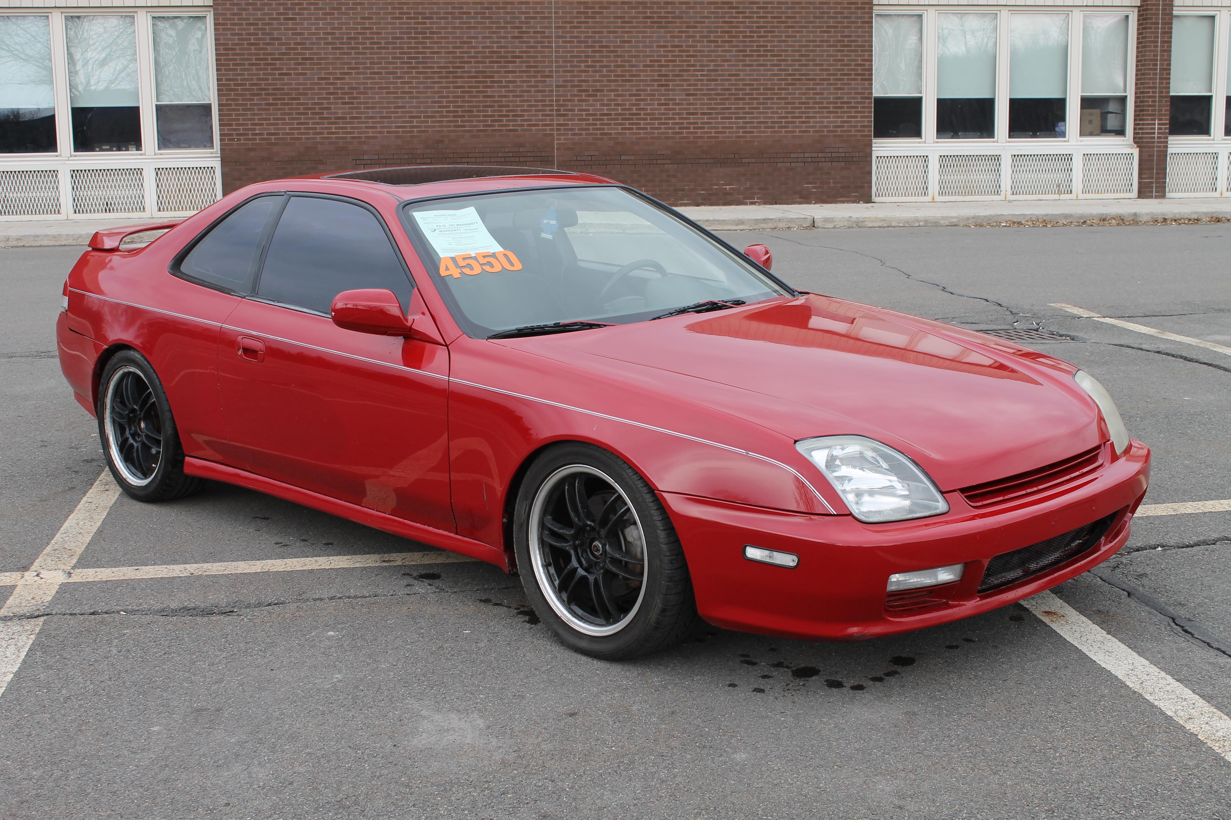 2000 honda prelude 125k miles 4 550 racelabz cars for sale lipperini sales. Black Bedroom Furniture Sets. Home Design Ideas